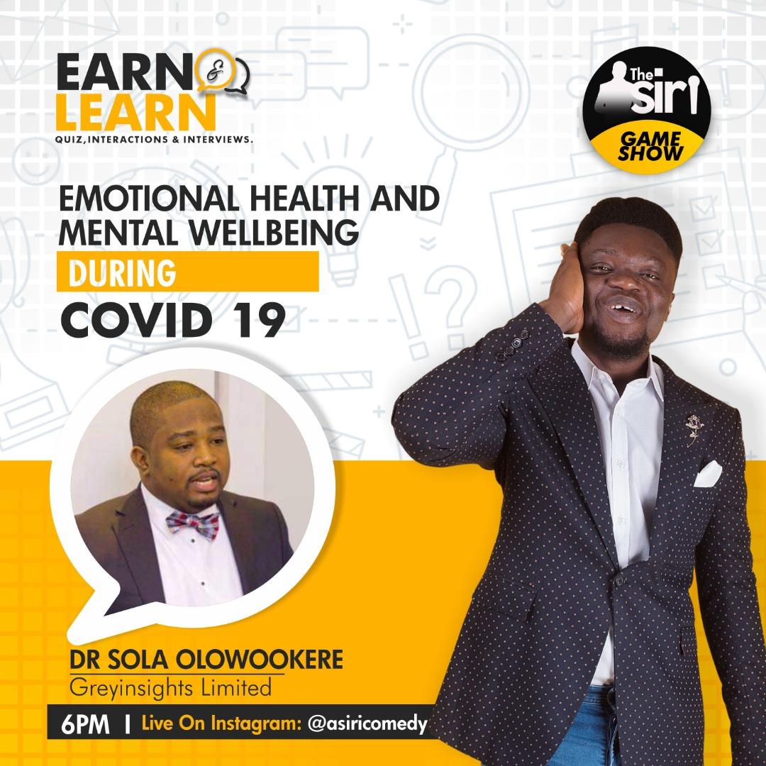 Emotional Health & Mental Wellbeing